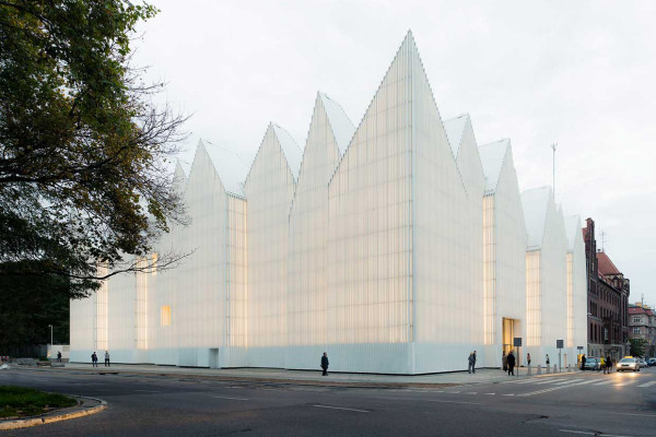 Szczecin Philharmonic Hall in Poland by Barozzi Veiga | Yellowtrace