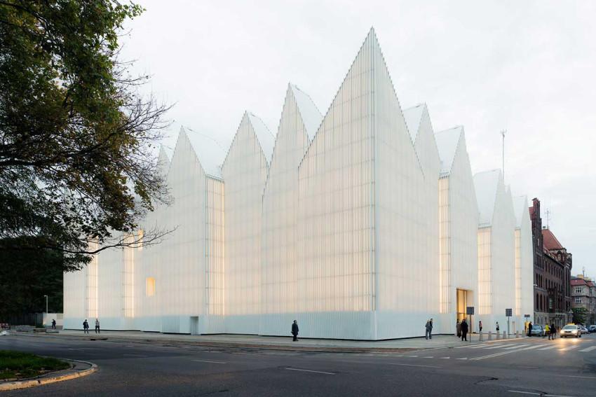 Szczecin Philharmonic Hall in Poland by Barozzi Veiga | Yellowtrace