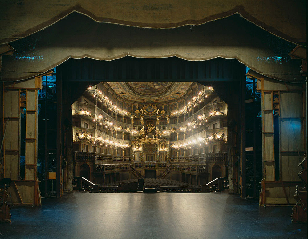The Fourth Wall by Klaus Frahm Captures The Rarely Seen Side Of Theatres   Yellowtrace