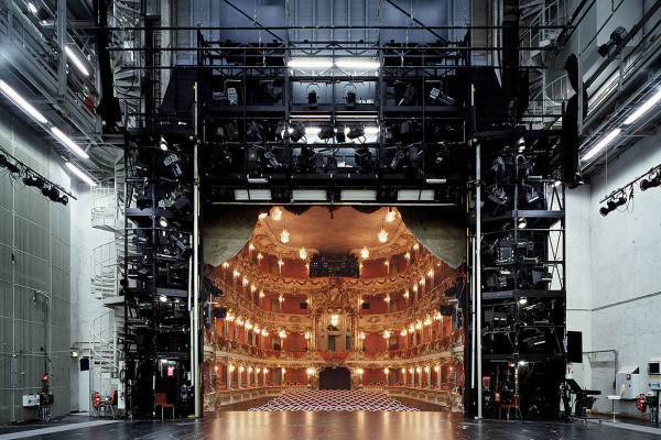 The Fourth Wall by Klaus Frahm Captures The Rerely Seen Side Of Theatres | Yellowtrace