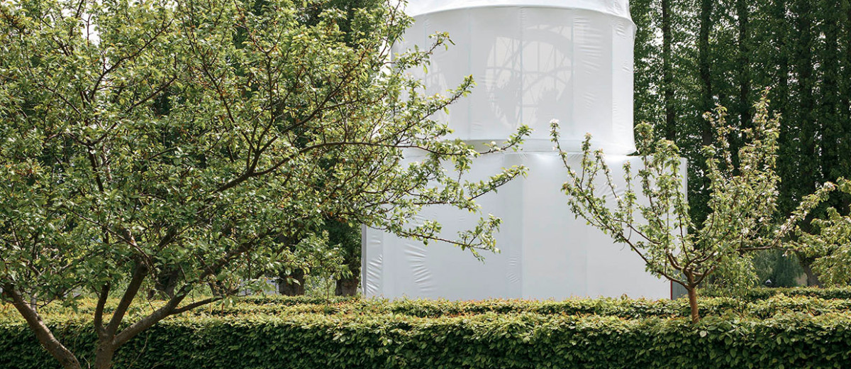 The Orangery by Lenschow & Pihlmann + Mikael Stenström | Yellowtrace