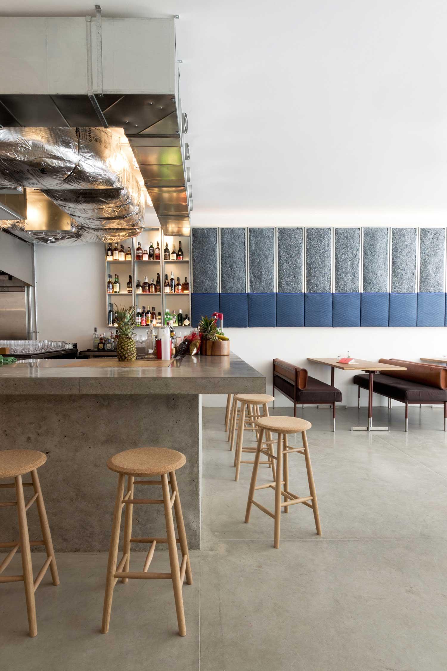 Torafuku modern asian eatery by scott architects