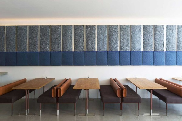 Torafuku Modern Asian Eatery by Scott & Scott Architects | Yellowtrace