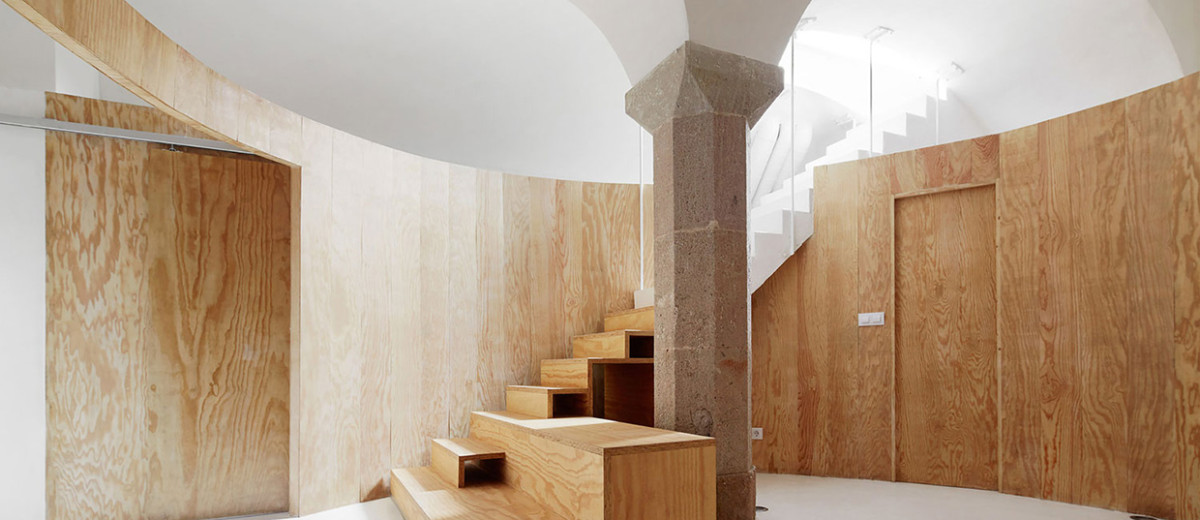 Underground Apartment in Barcelona by RAS Arquitectura   Yellowtrace