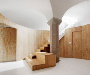 Underground Apartment in Barcelona by RAS Arquitectura | Yellowtrace