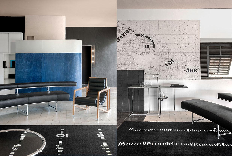 villa e 1027 eileen gray. Black Bedroom Furniture Sets. Home Design Ideas