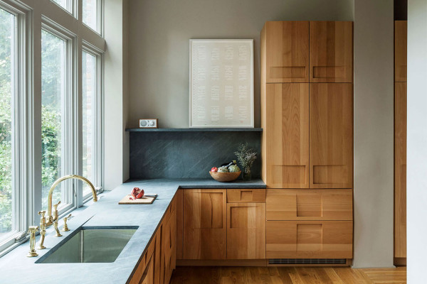 Boerum Hill House by Workstead | Yellowtrace