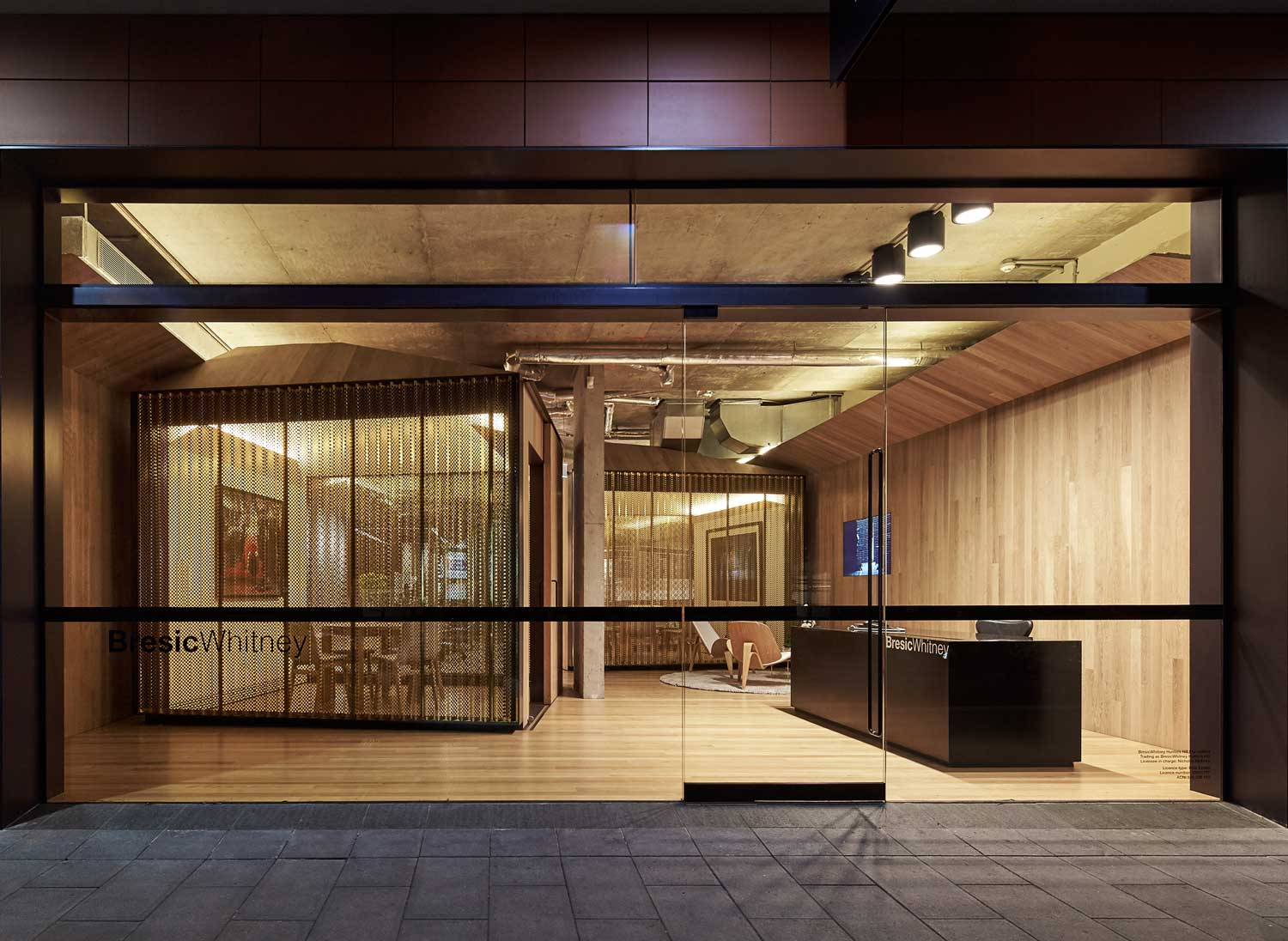 Bresic Whitney Hunters Hill HQ by Chenchow Little. | Yellowtrace ...