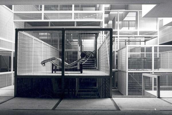 Cassina Showroom Milan 1968 by Mario Bellini   Yellowtrace