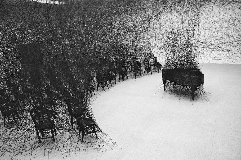 Chiharu Shiota | Yellowtrace
