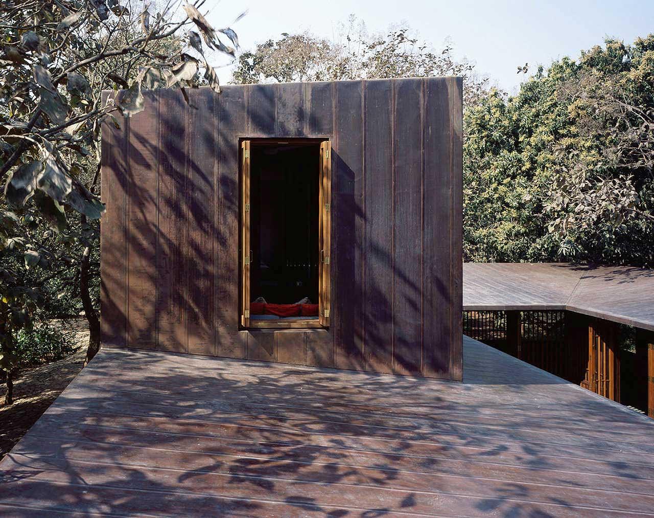 Copper House II by Studio Mumbai   Yellowtrace