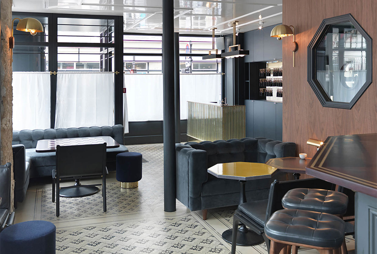 Grand Pigalle Hotel in Paris | Yellowtrace