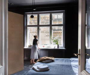 Historic Warsaw Apartments Transformed into Autor Rooms Boutique Hotel by Mamastudio | Yellowtrace