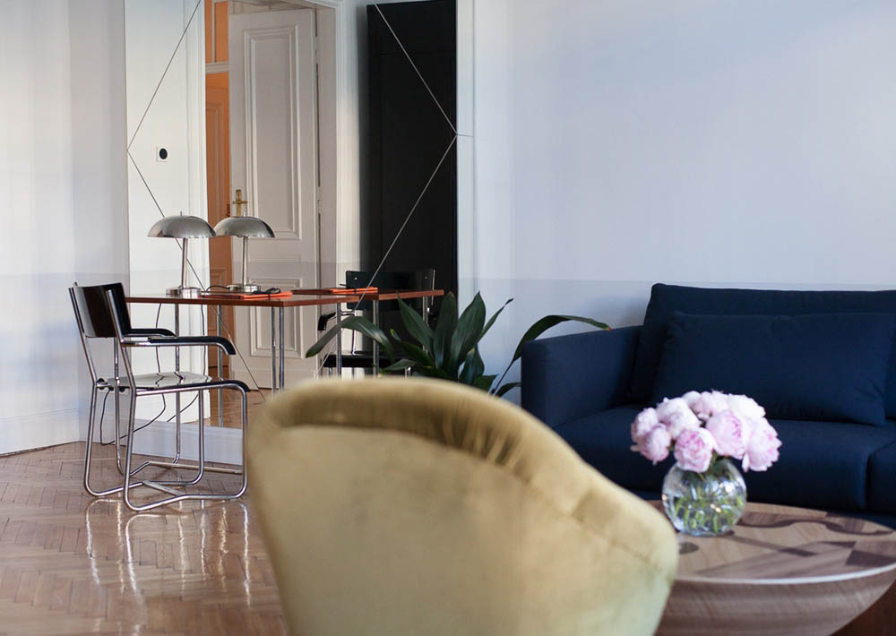 Autor Rooms Warsaw | Yellowtrace