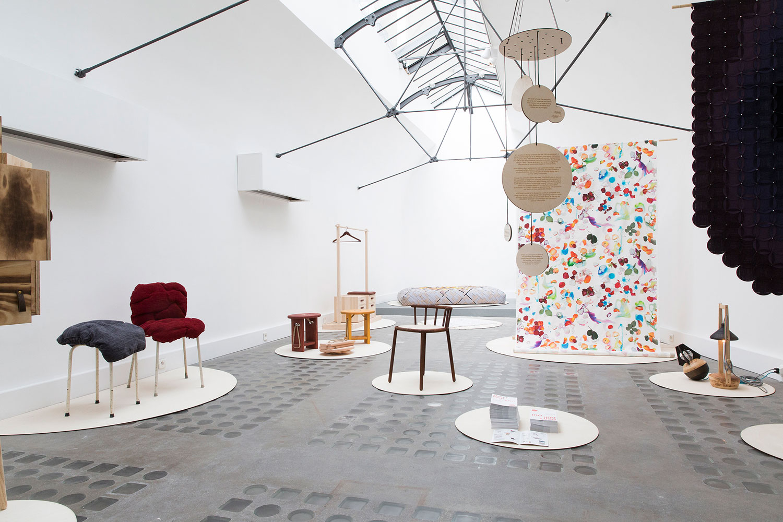 Holdbar Presents 'Don't Run Out' at Paris Design Week 2015   Yellowtrace