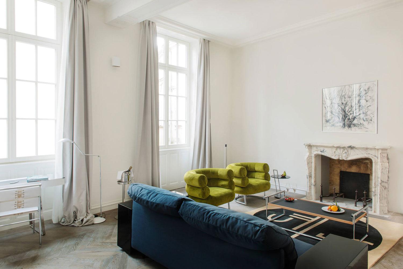 Hotel de tourrel in st remy de provence france for Hotels design en france