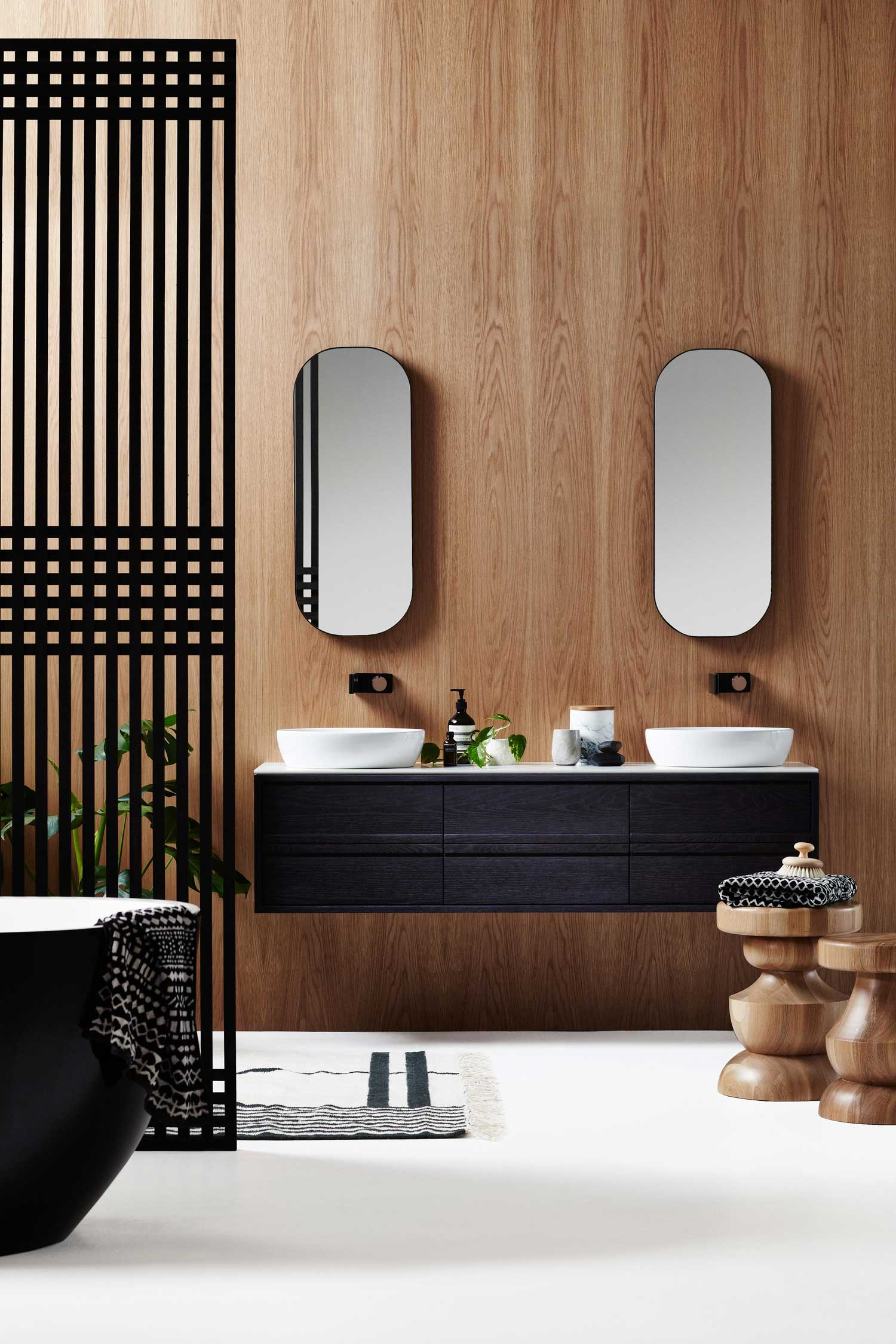 best service bf526 fd595 ISSY by Zuster Collection of Bathroom Furniture | Yellowtrace