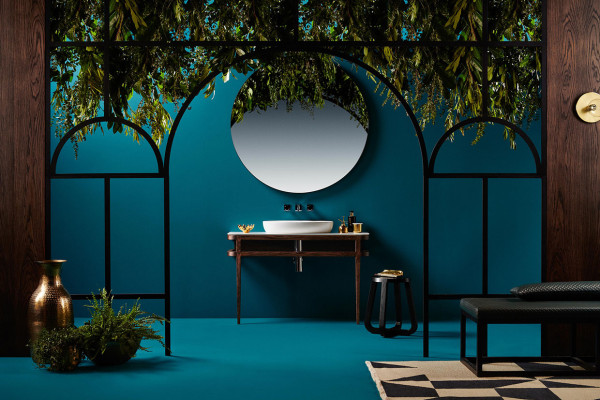 ISSY Bathroom Furniture Collection by Zuster | Yellowtrace