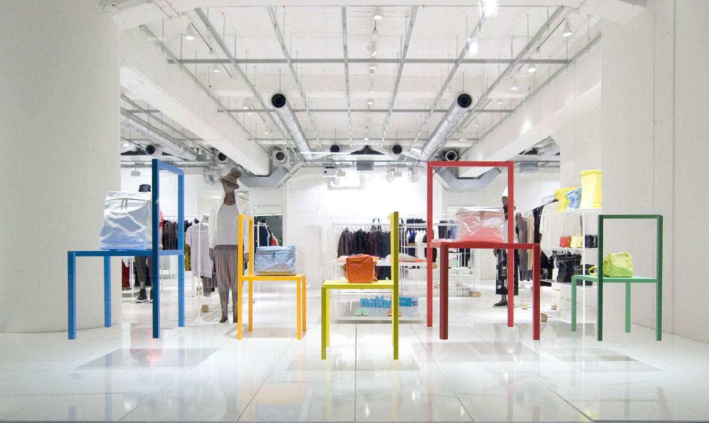 Issey Miyake x Yoichi Yamamoto Architects | Yellowtrace