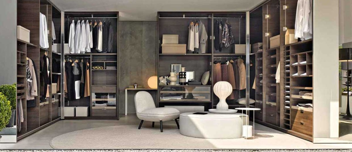 Launch of Molteni & C Wardrobe Systems at Hub | Yellowtrace
