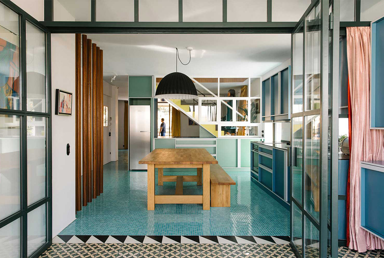 Nadja Apartment by Point Supreme // Athens, Greece | Yellowtrace