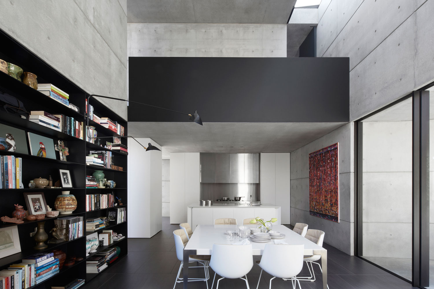 Orama Residence in Sydney's Woollahra by Smart Design Studio   Yellowtrace