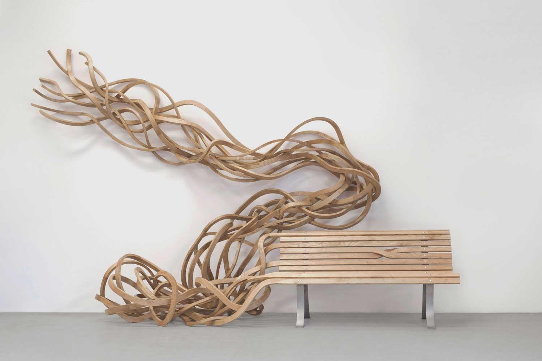 Pablo Reinoso Spaghetti Bench | Yellowtrace
