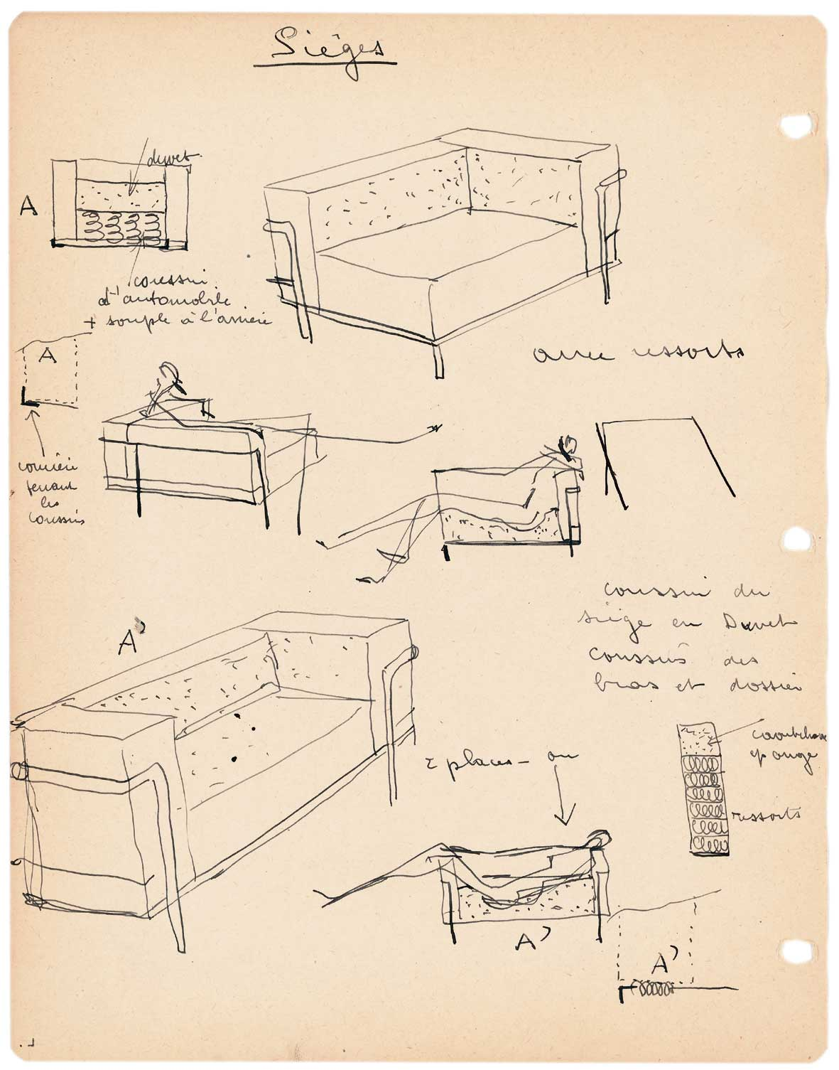 Charlotte Perriand An Icon Of Modernity Exhibition At Cult