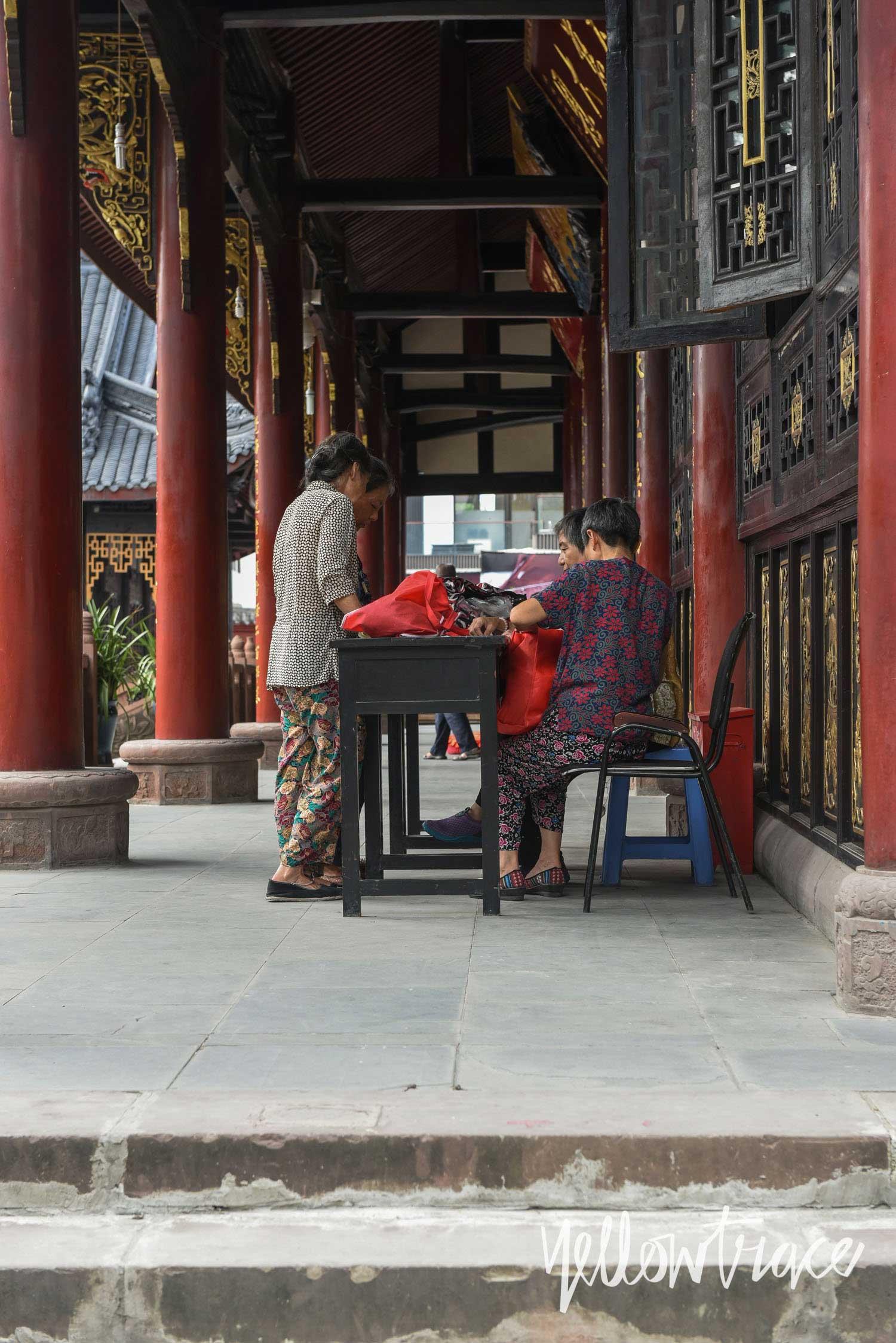 Daci Temple Community Chengdu China, Photo © Nick Hughes | Yellowtrace