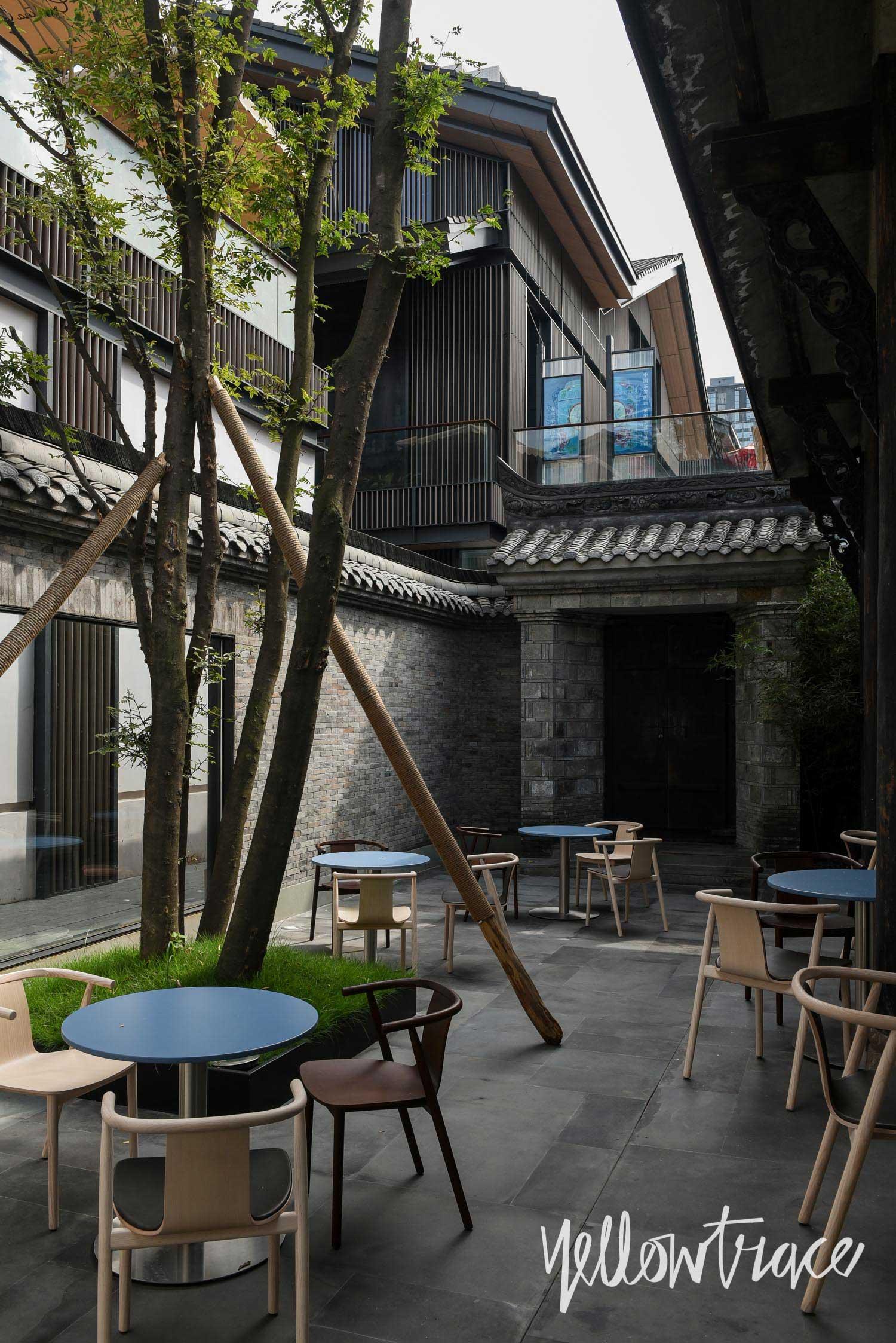 Taikoo Li Development Chengdu China, Photo © Nick Hughes | Yellowtrace