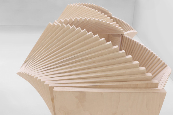 Wave Cabinet by Sebastian ErraZurziz | Yellowtrace