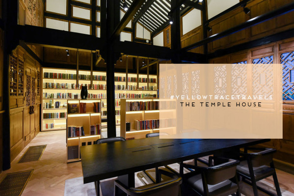 #YellowtraceTravels: The Temple House Chengdu