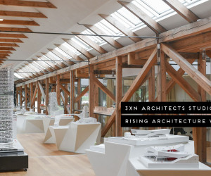 3XN Architects Studio Tour, Rising Architecture Week 2015, Photo © Nick Hughes | Yellowtrace