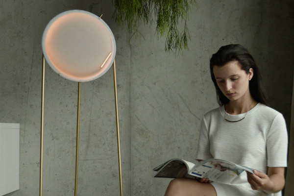 Aerometer & Personal Air Purifier by Fabian Zeijler | Yellowtrace