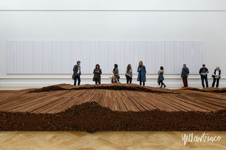 Ai WeiWei Exhibition at Royal Academy of Arts London, Photo ©Nick Hughes | Yellowtrace