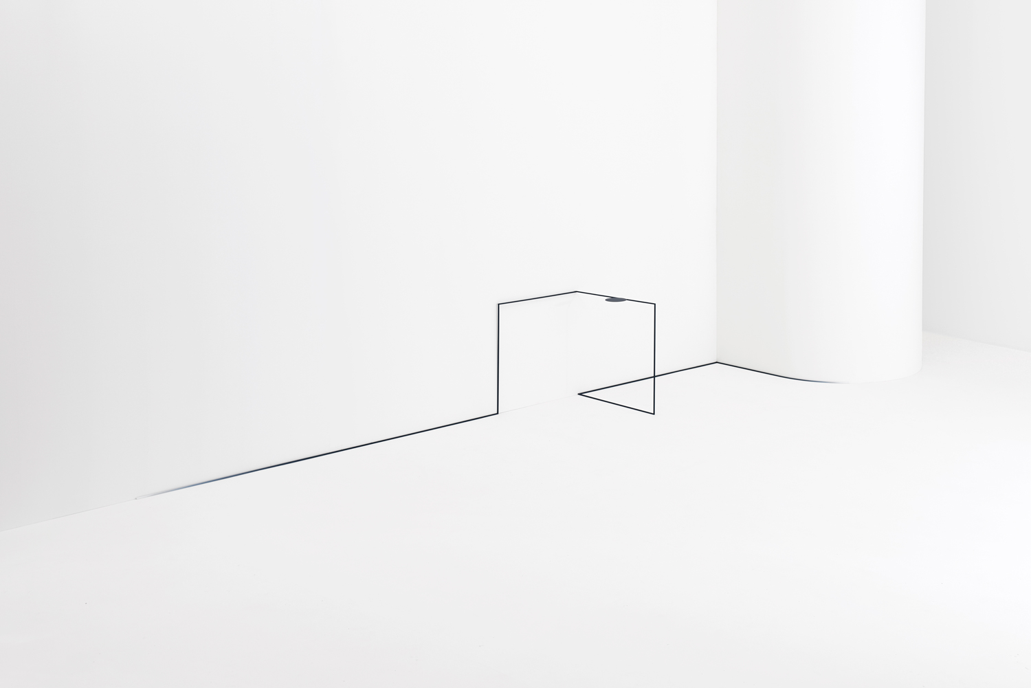 Nendo Designed a New Table Collection for Solo Exhibition | Yellowtrace