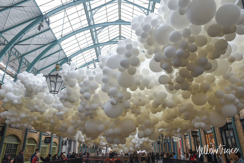 Covent Garden Balloons LDF15, Photo ©Nick Hughes | Yellowtrace