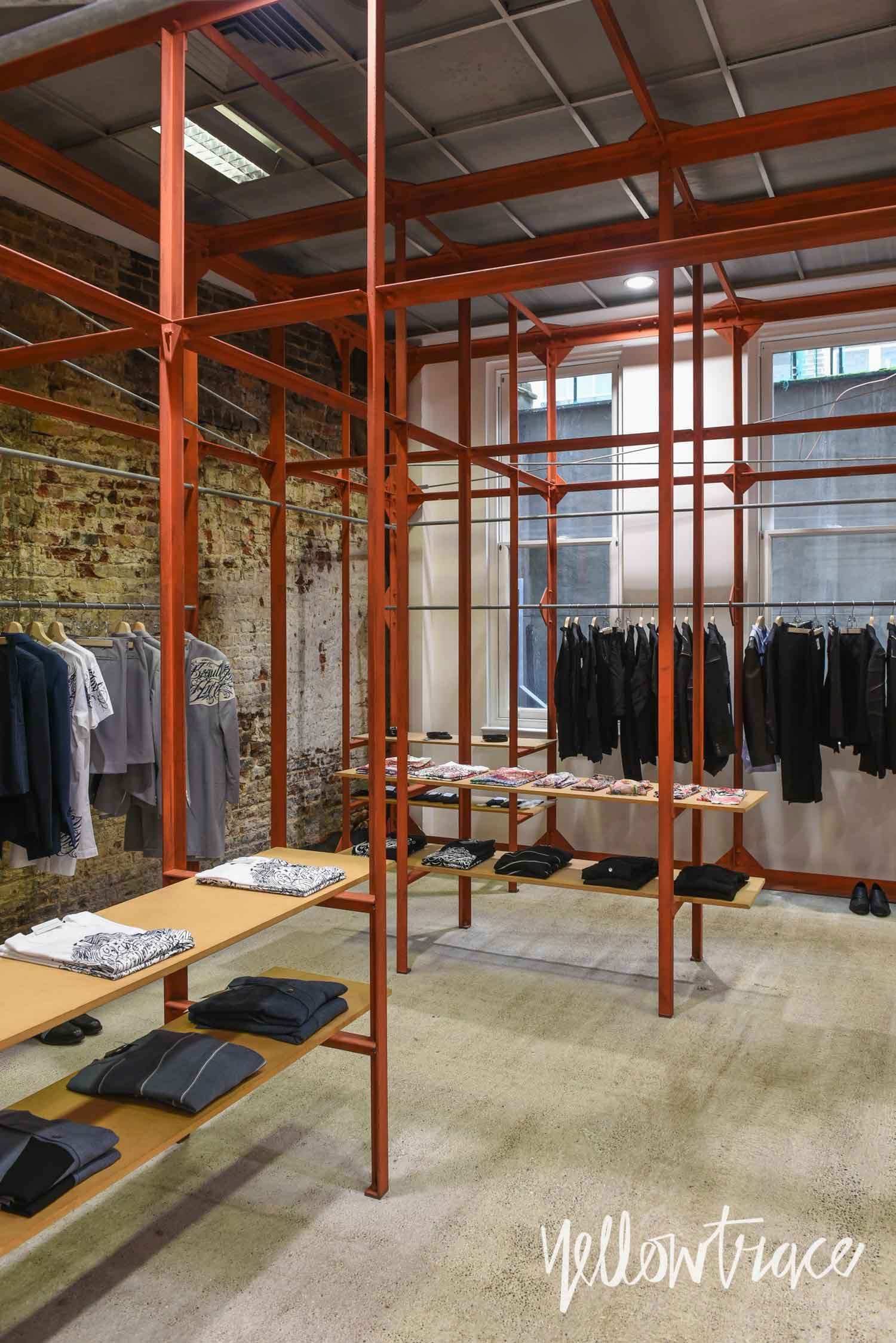 Dover Street Market London, Photo © Nick Hughes | Yellowtrace