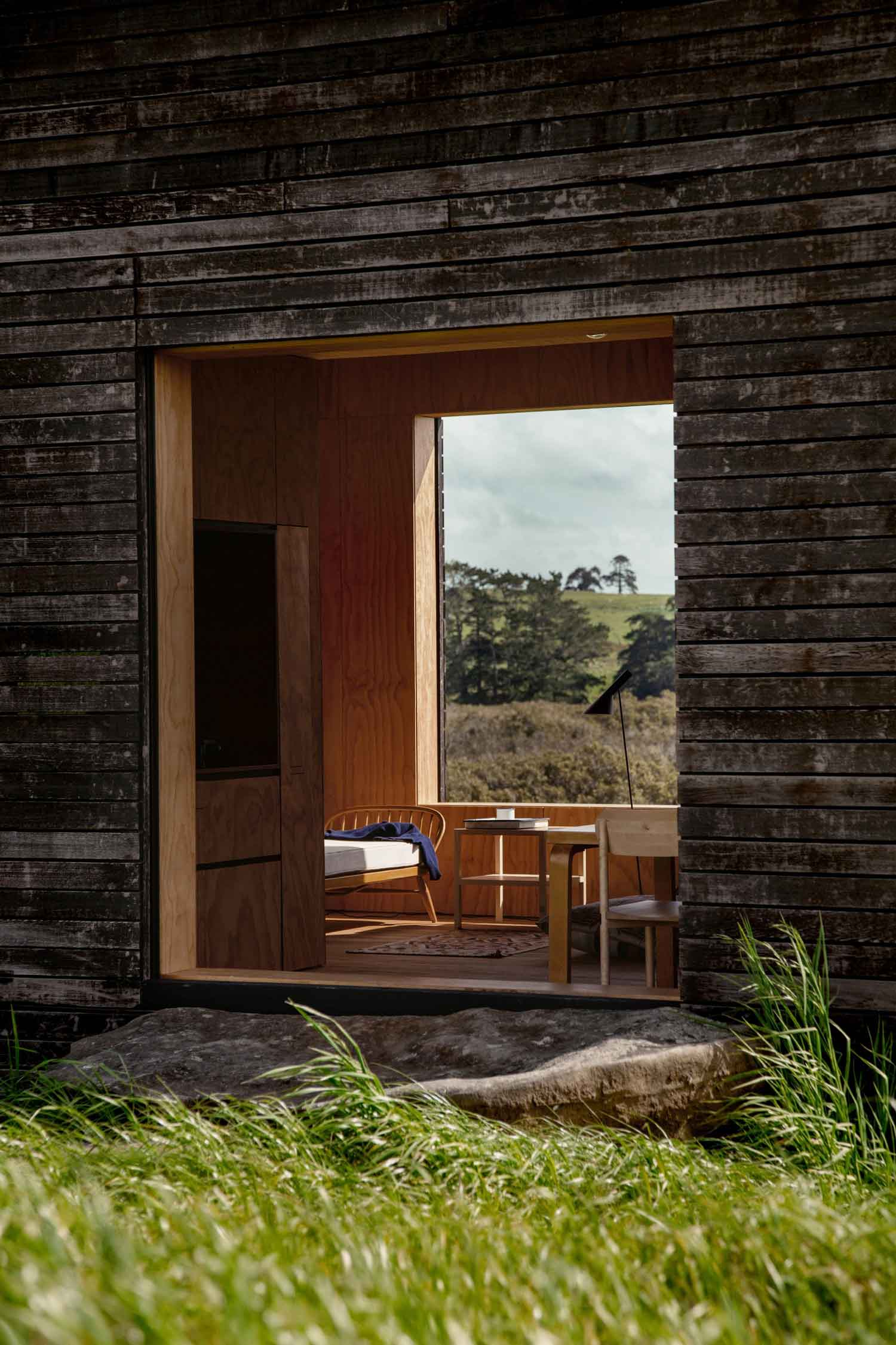 Eyrie Houses by Cheshire Architects | Yellowtrace