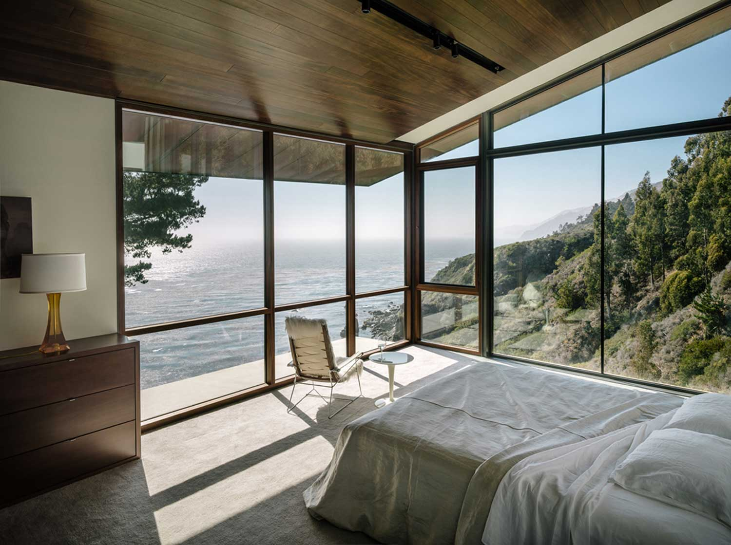 Fall House by Fougeron Architecture | Yellowtrace
