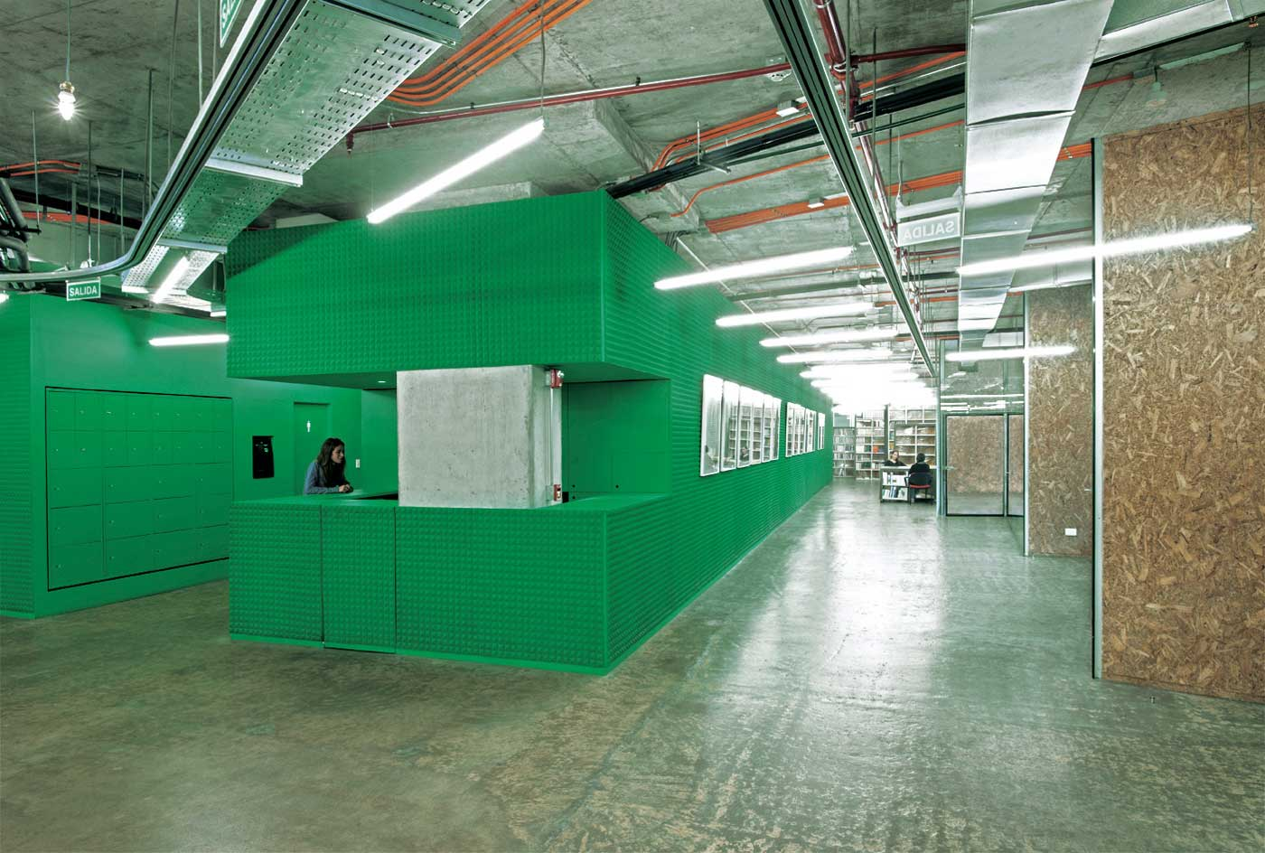 Goethe Institute Temporary Premesis by FAR Frohn&Rojas | Yellowtrace