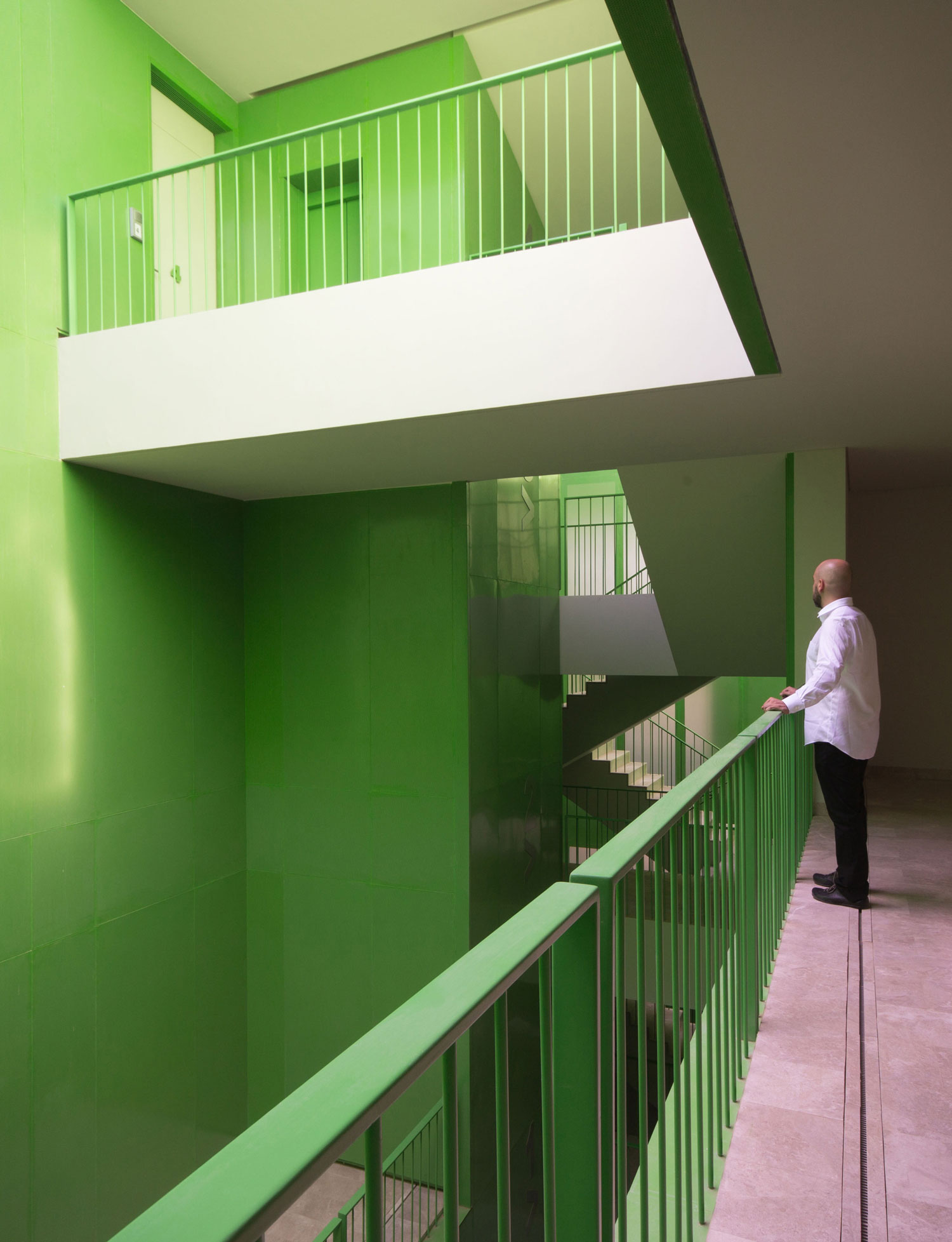 Goethe Institute Temporary Premesis by FAR Frohn Rojas | Yellowtrace