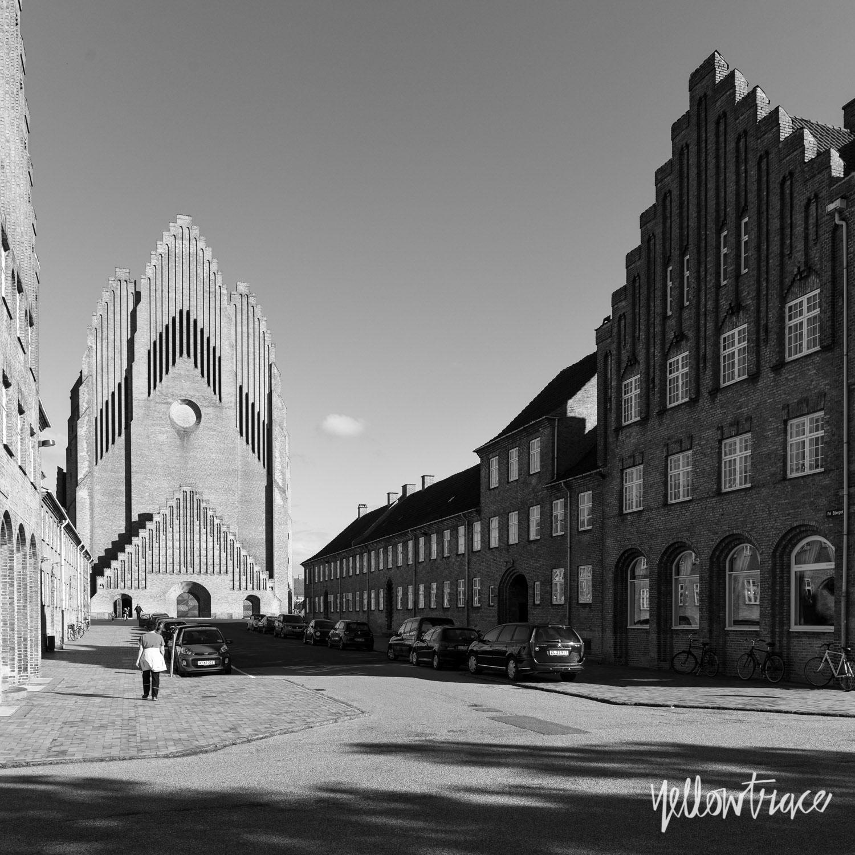 Grundtvig Church Copenhagen, Photo Nick Hughes | Yellowtrace