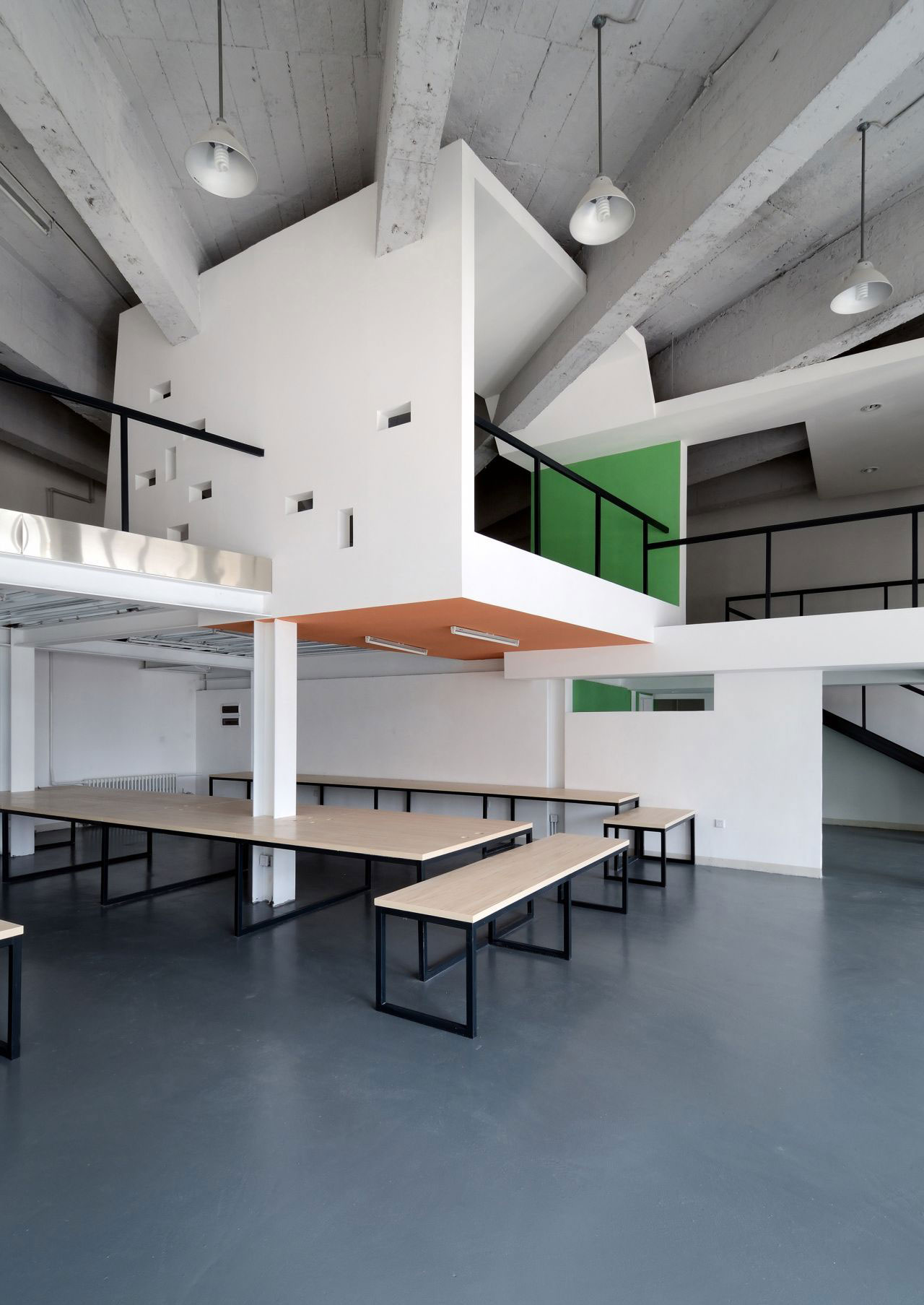 HAD Office by Had Architects | Yellowtrace