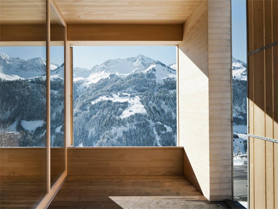 Haus Fontanella by Bernado Bader | Yellowtrace