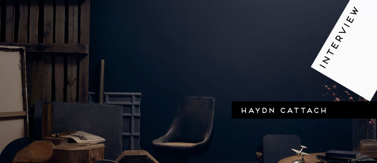 Interview: Melbourne Studio Photographer Haydn Cattach | Yellowtrace