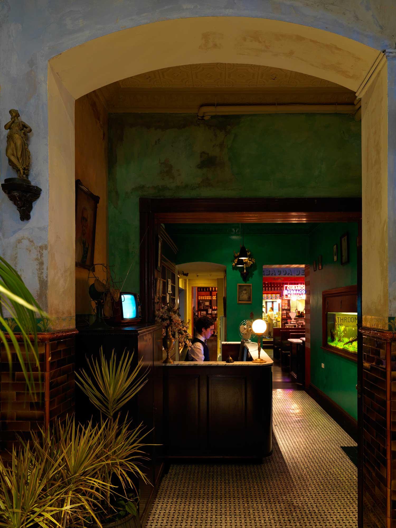 Interview Studio Gram Hotel Harry | Yellowtrace