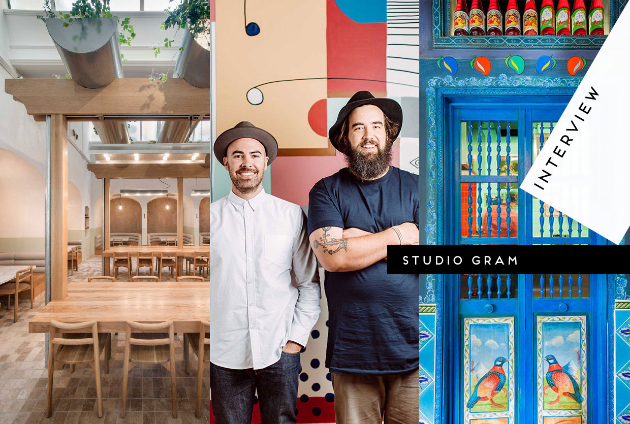 Interview with Adelaide-based Architectural Workshop Studio Gram   Yellowtrace.