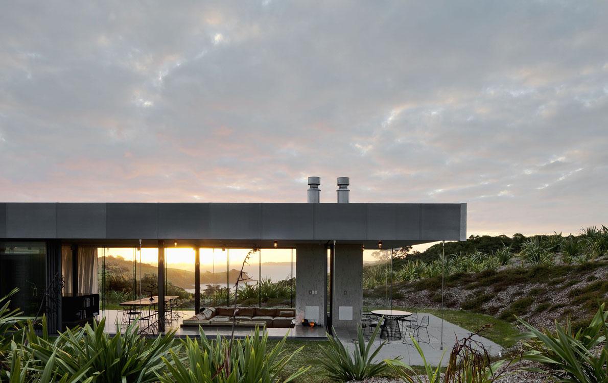 Island Retreat by Faeron Hay | Yellowtrace