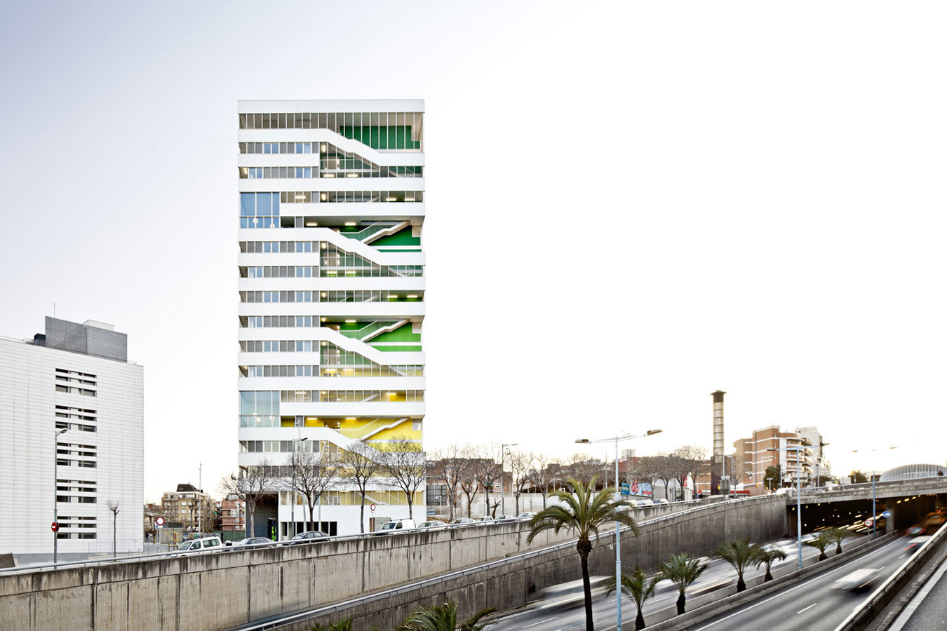 Julia Tower by Pau Vidal, Sergi Pons & Ricard Galiana | Yellowtrace